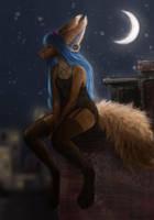Night - redraw by siarczi