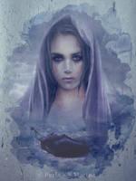a sea of tears by PerlaMarina