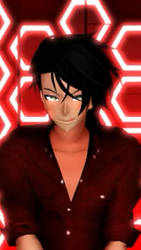 [MMD x OC] When Palat is too hot even for me.. by PawinaChan