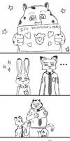 Be MY Valentine by Koraru-san