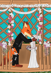 You may kiss the bride by Koraru-san