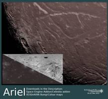 Uranus Project Missing Data - Ariel by Snowfall-The-Cat