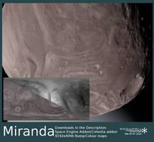 Uranus Project Missing Data - Miranda by Snowfall-The-Cat