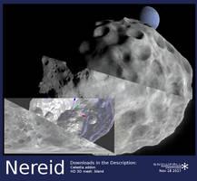 Nereid addon for Celestia and Blender Mesh by Snowfall-The-Cat