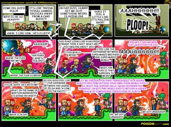 POISONsperm the comic 25 by POISONsperm