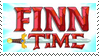 Finn Time Stamp by SuperAdventure