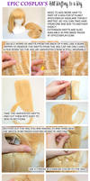 EpicCosplay's Add Wefting to a Wig Tutorial by EpicCosplayWigs