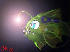 _+Angler Fish+_ by FlawedNobody