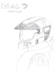 Halo: Combat Evolved by cavemankong