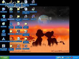 Kaleo Desktop by HuntressGuya