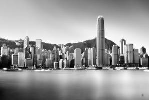 Quiet Hong Kong by romainjl