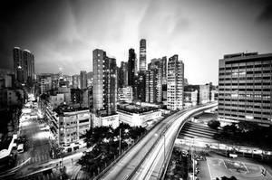 Hong Kong West Kowloon by romainjl