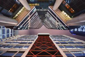 Vertical Horizon #85 by romainjl