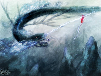 power of a water dragon by onikafei