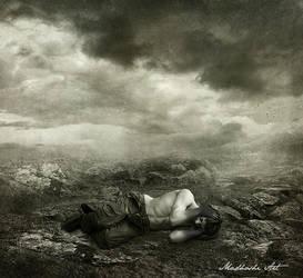 Sounds Of Solitude by AbaddonArt