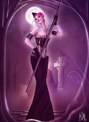 Lady Reaper by AbaddonArt