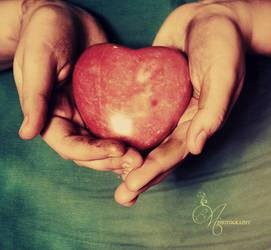 Tainted Heart by AbaddonArt