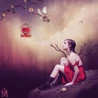Set Me Free by AbaddonArt