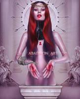 Stigmata  by AbaddonArt