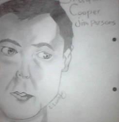 My drawing of Sheldon Cooper by BigBangGoesTheTheory