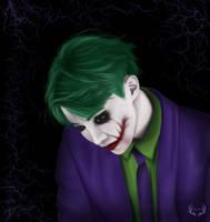 J-hope as Joker by Yunhosbambi