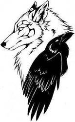 Raven Wolf by Snap44321