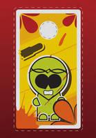 Freaky_Alien by K-84