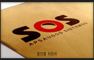 SOS.Logo by K-84