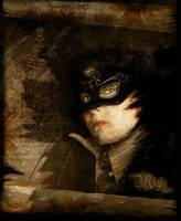 Zorro.Girl by K-84