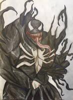 Venom  by JOSHRAMBO123