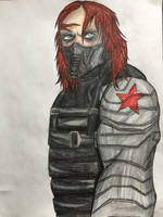 The Winter Soldier  by JOSHRAMBO123