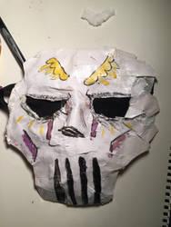 Mask of Thanatos  by JOSHRAMBO123
