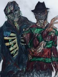 Freddy vs Jason 98 by JOSHRAMBO123