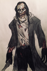 Goretober Day 18: Jeff the Killer comic design  by JOSHRAMBO123