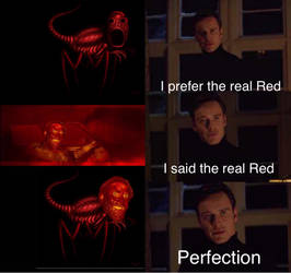 Perfection [Red Edition] by JOSHRAMBO123