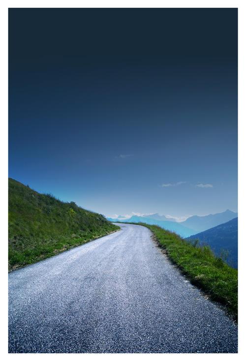 Light road by leonard-ART