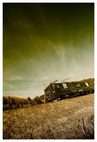 Goldenpass Railway by leonard-ART