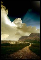Paradise road by leonard-ART