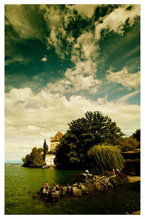 The island by leonard-ART