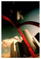 Metropolis by leonard-ART