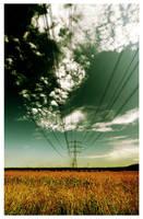 High voltage by leonard-ART