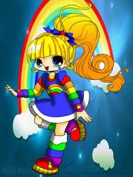 Rainbow Brite by FairyTail06