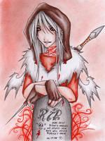 The Swordsman by BiEwi