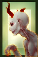 Auslese des Satan by fledgeforthephoenix