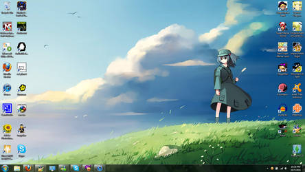 Nitori desktop by JoeyJoeJoeJrShabbadu