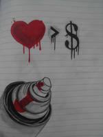+ love by jhonste92