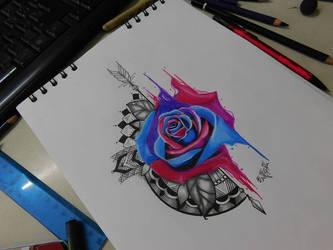 rose by jhonste92