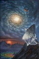 Alien SETI by astroartuk