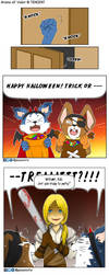 [Arena of Valor] Happy Halloween by jess09
