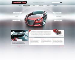 Design Maket on car theme 3 by smitana